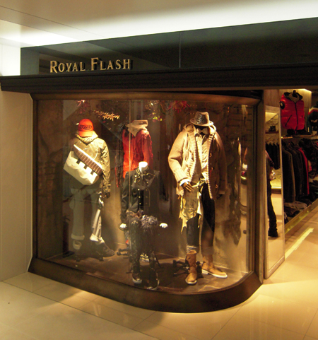 ROYAL FLASH / esola池袋店