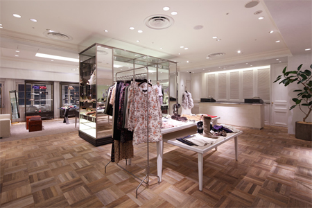 Jewel Changes / 新宿ルミネ店