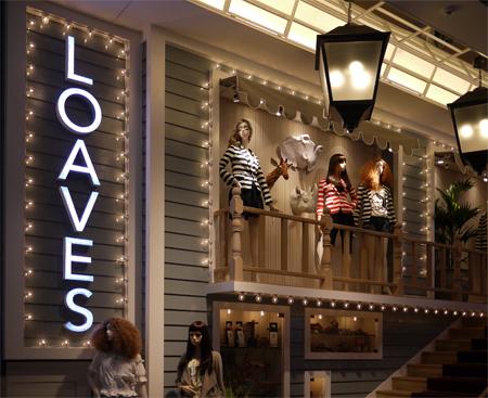 LOAVES / 心斎橋店