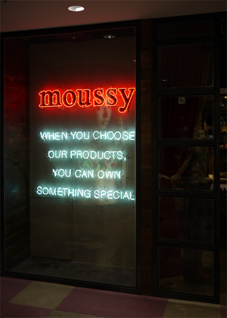moussy / 近鉄パッセ店